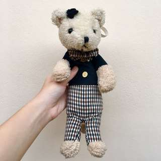 Tempat pensil boneka beruang teddy bears