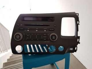 Honda Civic onboard CD player