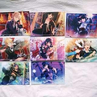 [送卡貼] 簽名postcard 偶像夢幻祭
