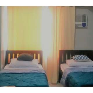 BUDGET 2-Bed Unit in Vista Residences Taft FOR RENT