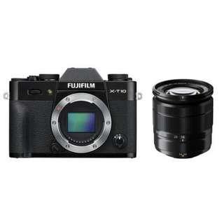 Fujifilm X-T10 Kit 16-50mm Kredit cepat sekitar 30menit