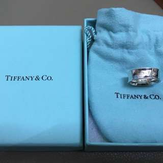 Tiffany & co Ring 介指