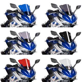 Yamaha YZF-R3 Puig Racing Windscreen