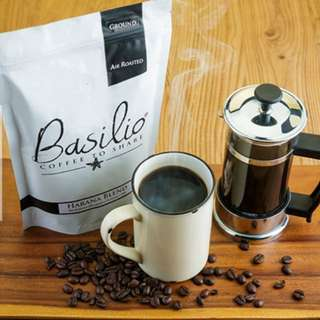 Basilio Ground Coffee Harana Blend