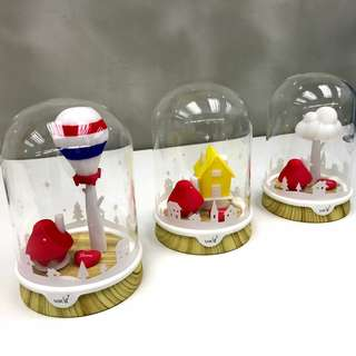 (原價$390)台灣名精品 Vacii DeLight Fairytale USB Lamp Set 燈