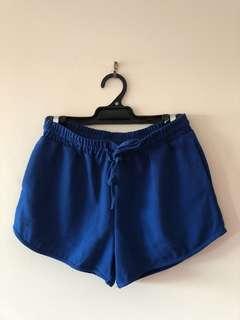 GLAMOROUS - Cobalt Blue Shorts