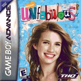 GBA Unfabulous