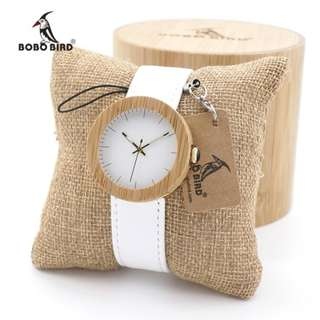 New-arrival top brand women wood watches