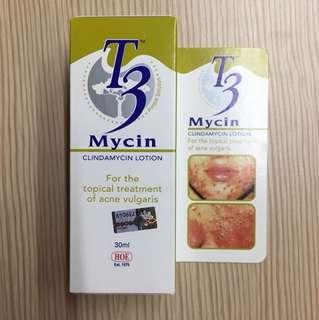 T3 Mycin Lotion