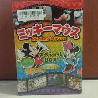 Japan Mickey Mouse Special Dvd Set 5 Series