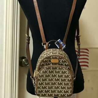 Michael Kors XS Abbey Backpack From US