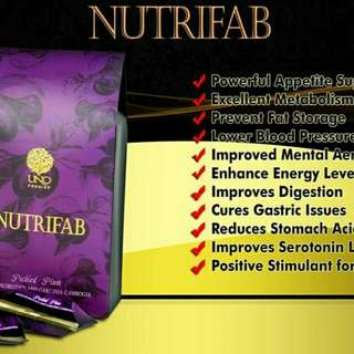 NUTRIFAB fat burner