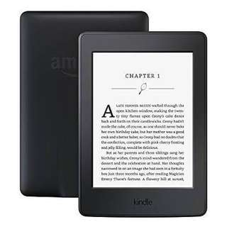 Amazon Kindle Paperwhite 2015 (Black)