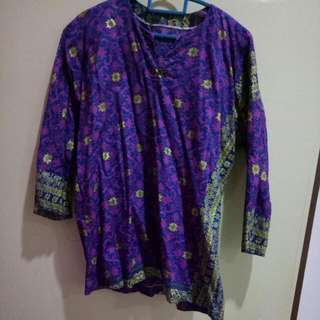 Baju Kedah Songket