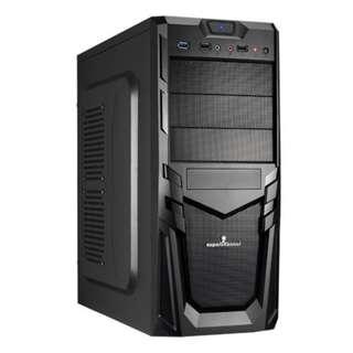 #正版Win10 資料自動備份工作機+遊戲機# i5 桌上型電腦 PC 桌機 LOL 電腦主機