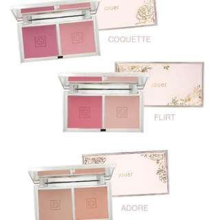 [INSTOCK] Jouer Bouquet Blush Duo