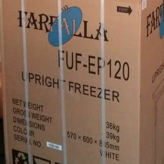 Upright Freezer for breast milk