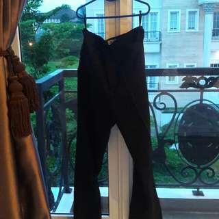 Celana bahan wanita