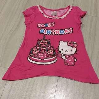 Hello Kitty Top (2-3T)