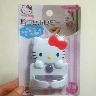 Form Japan Hello Kitty 頭髮橡筋整理器