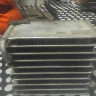Proton iswara colling coil
