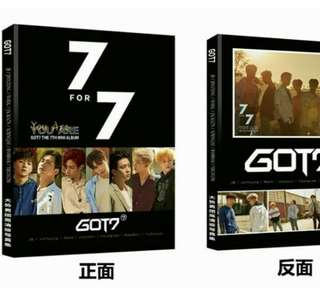 Got7 kit album