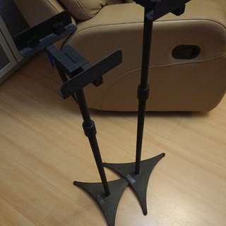 Speaker Stand for side or rear.