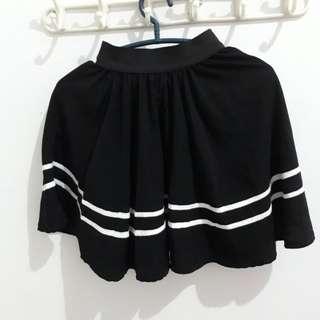 Stripe skirt