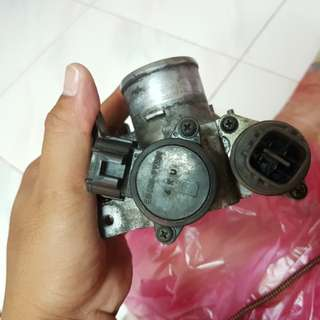 Throttle body kelisa
