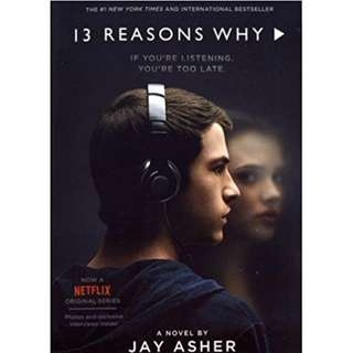 13 reasons why by Jay Asher Ebook version