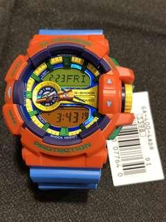 Casio G-Shock GA-400-4A ga-400-4a GA-400 Crazy Rotary 多色