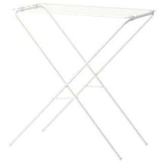Foldable laundry rack