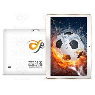 Tecwizz 10.1 inch Quad Core Android Tablet