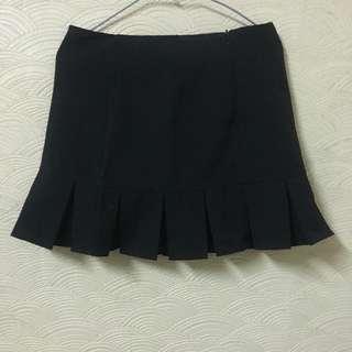 🚚 黑色 魚尾短裙