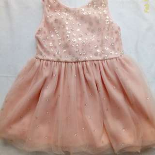 Peppermint Dress for 6-12 months old baby