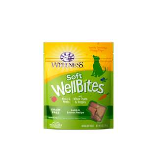 WELLNESS – WELLBITES LAMB & SALMON RECIPE 6OZ