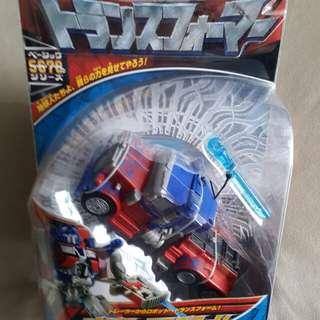 Transformers Optimus Prime Japan Edition
