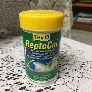 Reptocal (calcium for reptiles)