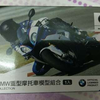 德國BMW重型摩托車模型
