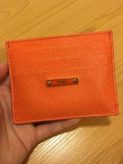 Authentic fendi card holder