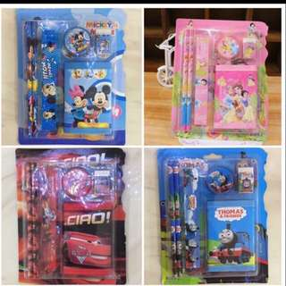 Goodies bag - assorted wallet set