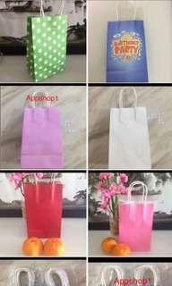Party paper bag