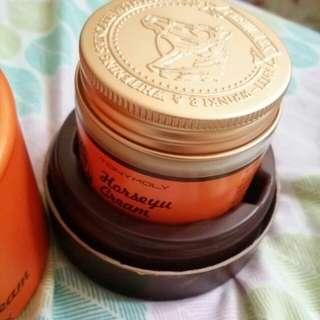 Horse ceramide cream korean horseyu mayu oil