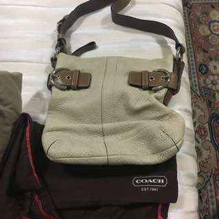 Coach small bag