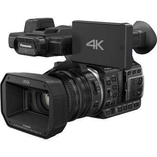 Panasonic HCX1000 4K Camcorder