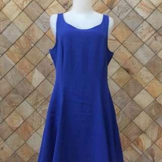 Dress H&M Blue