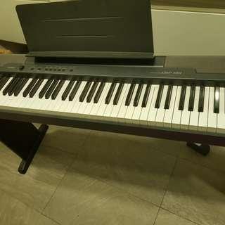 Casio CDP-100 keyboard plus stand