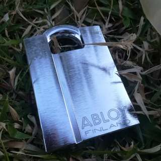 Ber1 Abloy 362 one of the BEST PADLOCK RRP £159