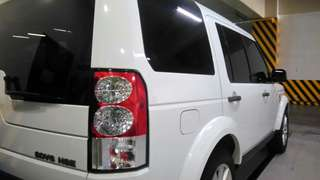 Land rover discovery 4 2013 model