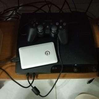 PS3 Slim Modded cfw